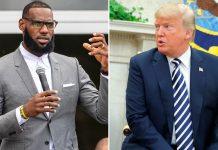 LeBron James criticó a Donald Trump y el presidente de los Estados Unidos le respondió en Twitter