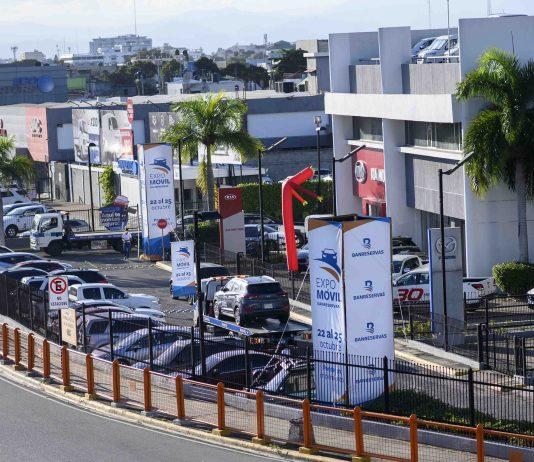 Expomóvil Banreservas, la feria de vehículos más importante, contribuye a dinamizar la economía.