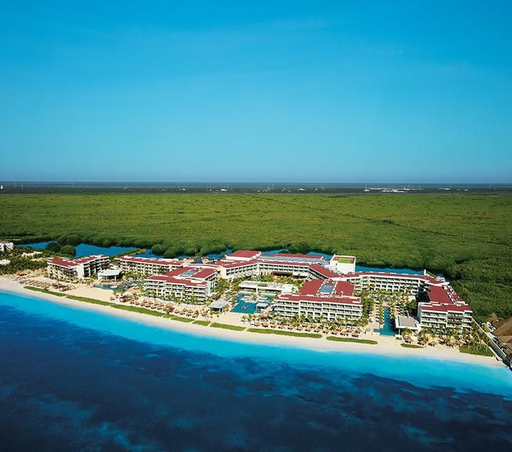 Secrets Riviera Cancun + Breathless Riviera Cancun