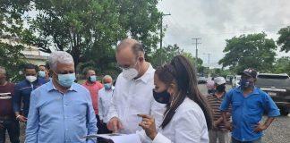 Ricardo De Los Santos; Ulises Rodríguez; Cristina Rodríguez