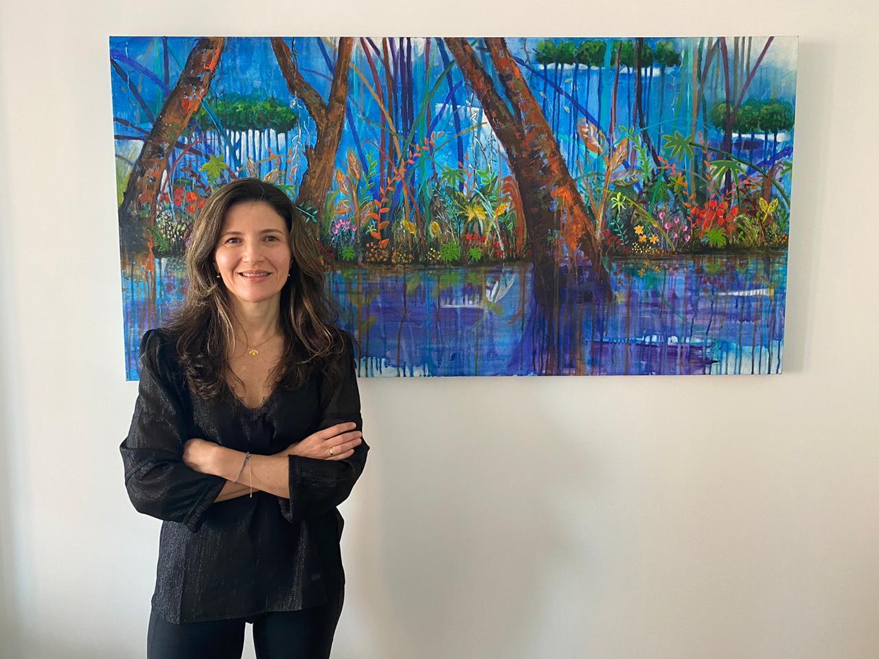 Claudia Gutierrez - Gerente de Transferencia Alternativa de Riesgos de Suramericana