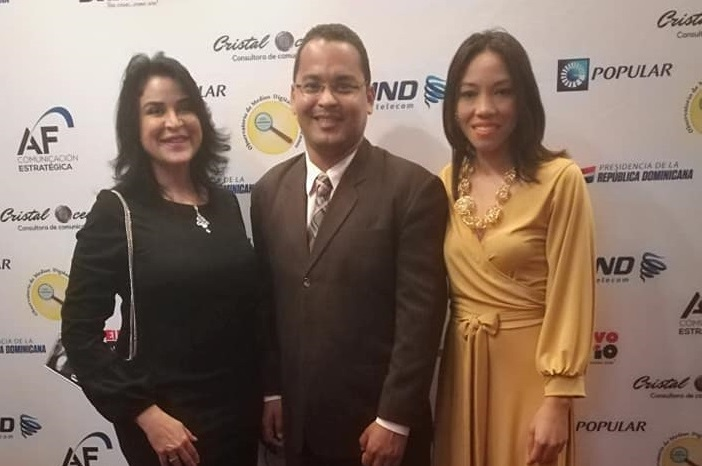 Pie de foto: Amelia Reyes, Juandy Gómez y Cristal Acevedo (Foto de archivo)