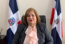 Directora Regional de Educación, Marieta Díaz