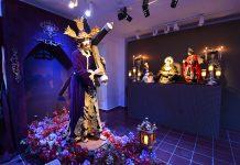 La exposición de arte sacro Sancta Maria, Mater Dei estará abierta hasta el 18 de abril en el Centro Cultural Banreservas.