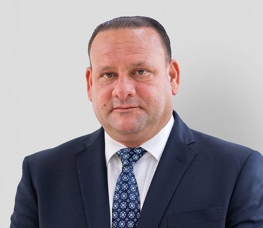 El Presidente del CDES, Juan Carlos Ortiz Abreu