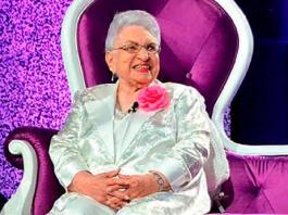 La locutora y actriz María Cristina Camilo a sus 100 años de existencia, captada en 2019. (FUENTE EXTERNA).