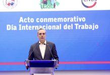 Presidente de la República, Luis Abinader,