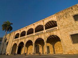 Ciudad Colonial Alcázar de Colón