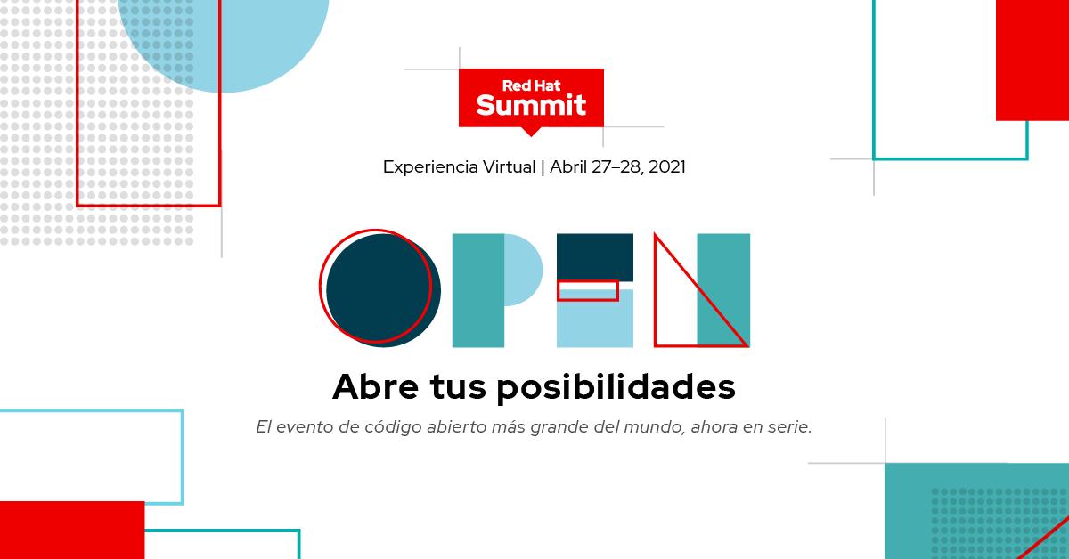 Invitación Red Hat Summit