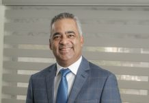 El gerente general de AFP Reservas, Joel Santos