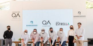 Christopher Quezada, Pedro Quezada, Ramón Rogelio Genao, Casiano Quezada, Pablo de la Rosa, Yunior Torres, Karina Souffront y Manuel Estrella.