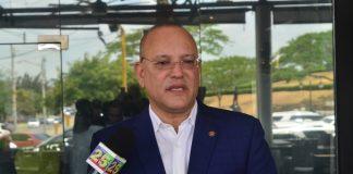 El Director General del Centro de Desarrollo y Competitividad Industrial (Proindustria), Ulises Rodríguez