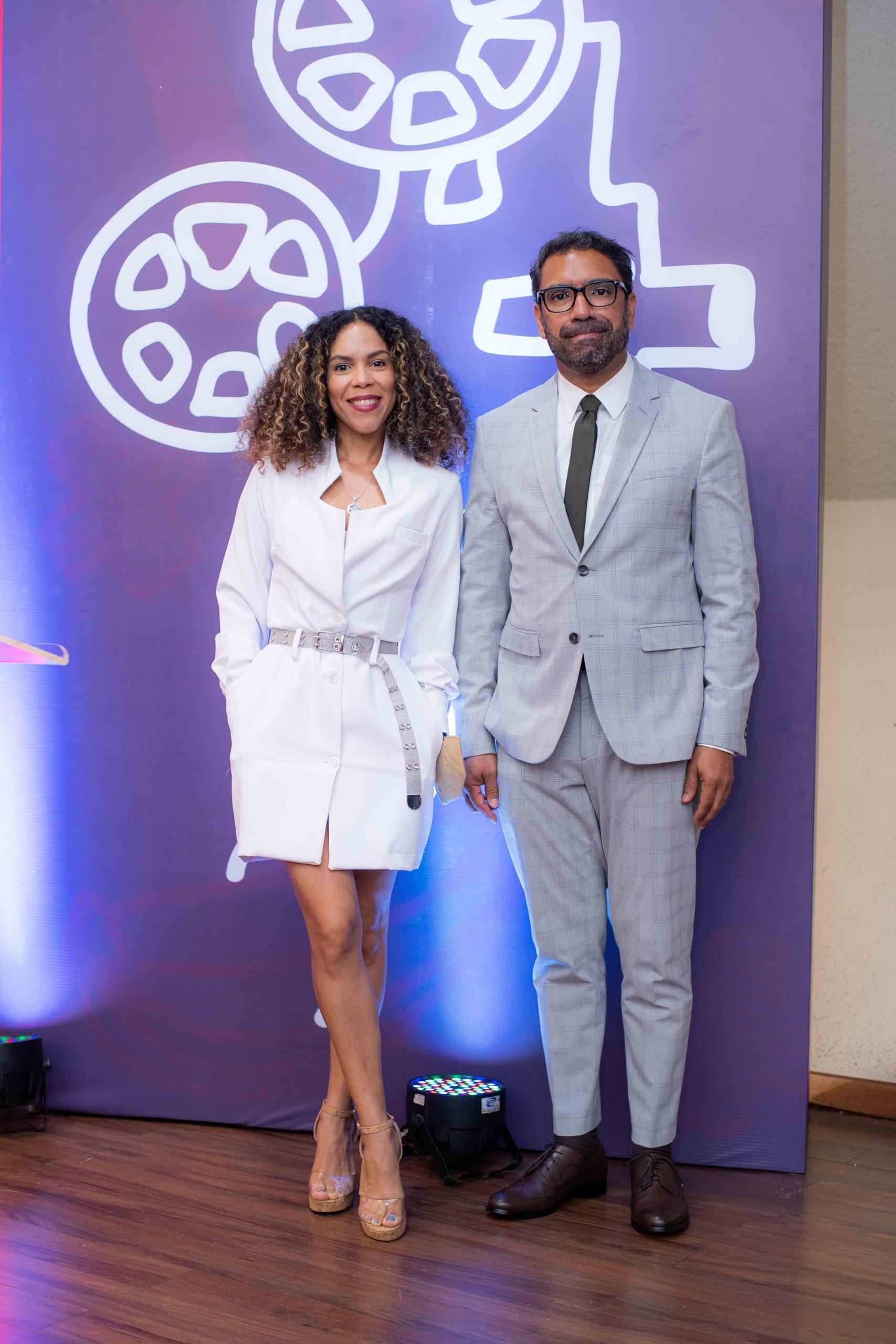 Judith Rodríguez y Nelson Jiménez