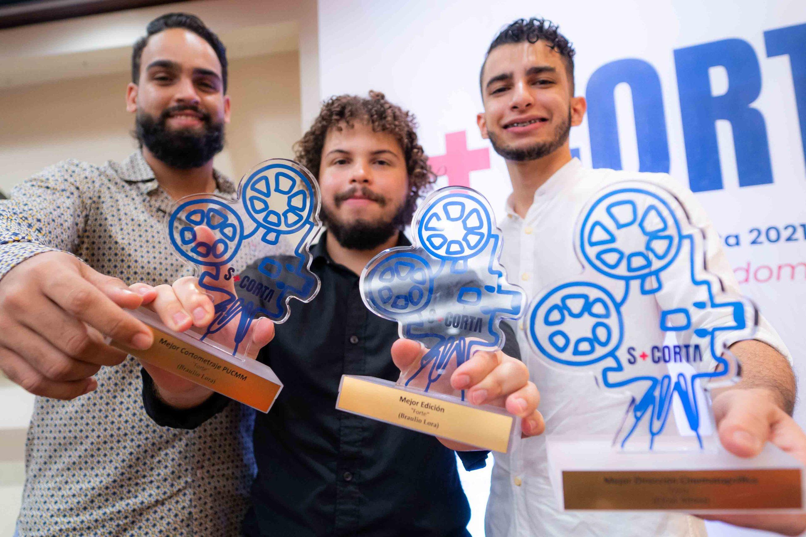 Manuel Moronta, Braulio Lora y Elian Abreu