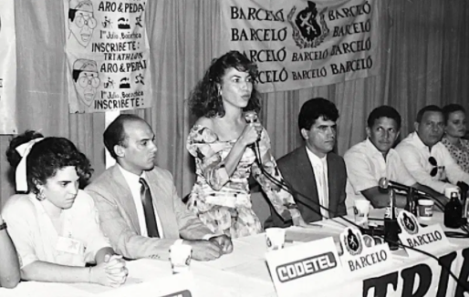 Lucina Vargas y Juan Luis Rodriguez