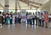 Participantes Taller Comunicadores