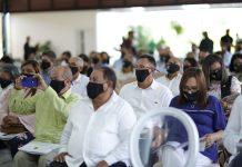 Delegados a la asamblea de la san Jose
