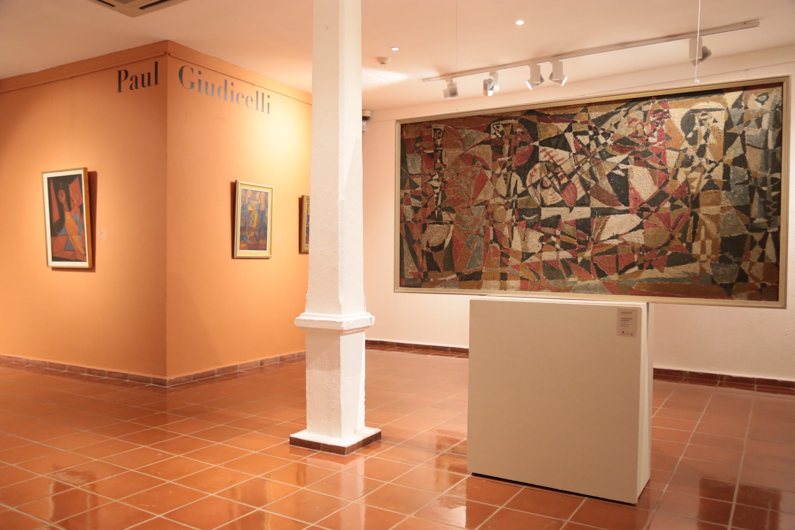 "Exposición ""Paul Giudicelli - 100 años_"