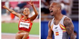 Peleteiro y Zapata nuevos medallistas olímpicos españoles.