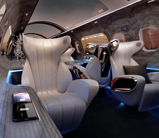 The Maverick Project adopta la tecnología de muchas maneras nuevas. Crédito de la foto: Rosen Aviation
